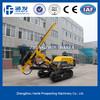 High Air Pressure Hf140y Hydraulic Crawler DTH Drilling Rig for Mining Exploration