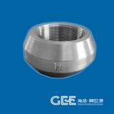 """GEE ASME B16.11 14""""*8"""" *SCH80 Carbon Steel A105 WELDOLET"""