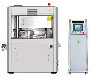 High Speed Double Slide Tablet Press Machine