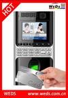 Fingerprint + Em/M1 Card Time Attendance with Battery