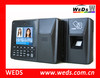 Punch Card Time Attendance System with Access Control