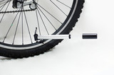 Mini Bike Pump&Compact Bicycle Pump with Bracket