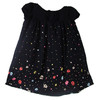 Printed Flower Dress, Baby Dress. One-Piece Dress (KD-009)