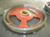 Machining Parts for Crusher
