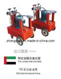 New Type Hydraulic Oil Pump for Prestressing Jack (YBZ)
