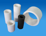 Pure White 100% Virgin Extruded PTFE tube