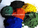 Pigment Iron Oxide (Red/Yellow/Balck/Brown)