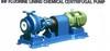 IHF Fluoring Linind Chemical Centrifugal Pump