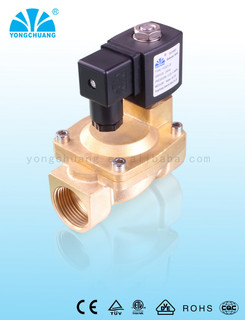 Electric Water Solenoid Valve Long Life Time (YCD21)