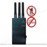 5 Band Portable Wifi Wireless Video Cell Phone Jammer