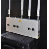 180W 5 bands cell phone jammer (3g gsm cdma wifi)