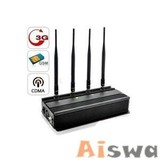 TG-101A Super Power Mobile Phone Jammer Scrambler for CDMA/GSM/3G Phone (Black)