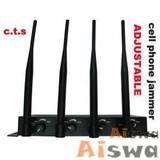 Adjustable Desktop Cell phone jammer CTS-JXA