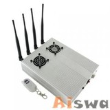 HPJ1000 High power desktop Mobile phone Jammer, CDMA/3G/GSM blocker