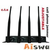 Adjustable Strength wifi blocker Cell phone Jammer