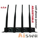 Adjustable Strength Cell Mobile Phone Jammer (CTS-JXB)