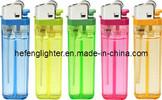 Disposable/Refillable Flint Gas Lighter (F77-HC)