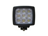 5.2 Inch IP68 90W CREE LED Work Lights Black and White Housing Aal-0890 9PCS*10W CREE LEDs 8100 Lumen 18 Months Warranty