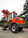 Zl10f Multi-Function Mini Wheel Loader with Bucket (CE)