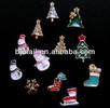 X'mas 3D Rhinestone Nail Art Christmas Decoration