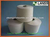 low-price cotton polyester blended yarn