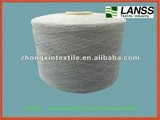 High-quality polyester spandex blend yarn in stock SHANGHAI