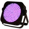144PCS 10MM UV LED flat par cans,flat slim par led,led par light,American dj light,wedding lighting