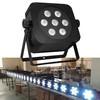 American dj 7X15W RGBWA 5in1 flat led par,slim led par light,led uplight for wedding,uplighting for party