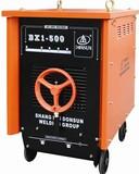 Bx1-500 AC Arc Welding Machine