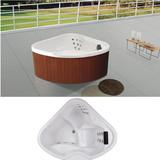 Sweet Home Balboa Massage Bathtub | Whirlpool SPA Hot Tub