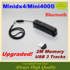 Bluetooth USB Magnetic MSR Minidx4B Card Reader