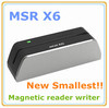 Magnetic card reader/write MSRX6 than MSR606 MSR206