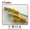 Colored Cable RJ45 Patch Cord 3ft Cat 6 Wire 4*2*AWG24/26