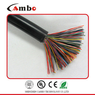 Armored Cable Telephone Cable Multi Pair Cable 600P For Cat3 Voice System