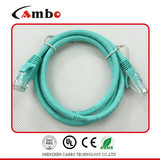 Straight Wire Connection 50ft Patch Cord Cat5 Stranded 7*0.16 BC 24AWG