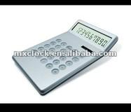 9006 silver 10-D solar calculator