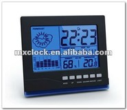 YD8215E best selling cheap weather station clock