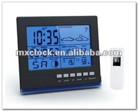 YD8215B remote outdoor wireless weather station