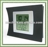 YD8072 black clock digital
