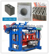 Promoted QMJ4-35A brick making machine for sale
