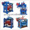 On sale QMJ4-35A mud brick making machine