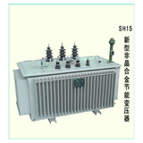 SH15 Amorphous Alloy Transformer