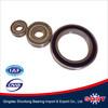 Deep groove ball bearing 6301-rs, 6301-zz