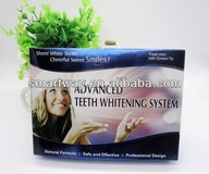 Teeth Whitening Home Kit with LED Light