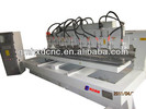 3d Multi Heads CNC Router Machine