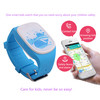 Hot selling GPS SOS watch phone for kids/children