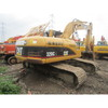 Japan Used Caterpillar Crawler  Excavator 320c