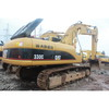 Japan Used Caterpillar Crawler  Excavator 330c