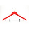 hangers with clips wholesale