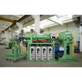 Constant Output MITSUBA-CHENGXIANG Rubber Extruder